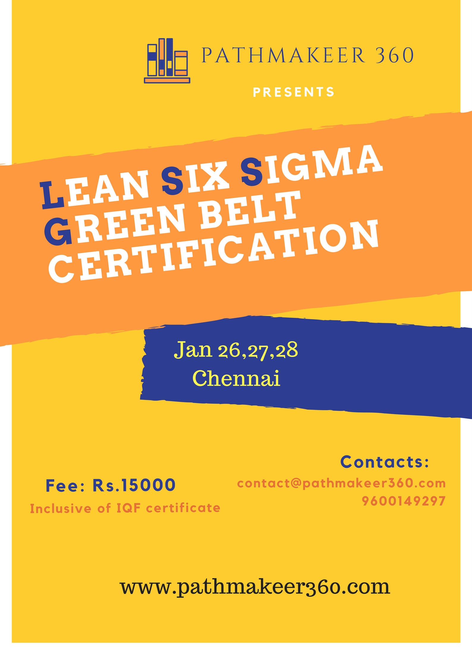 Pathmakeer360 home lean six sigma green belt jan 262728 xflitez Image collections